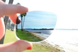 polarized lens